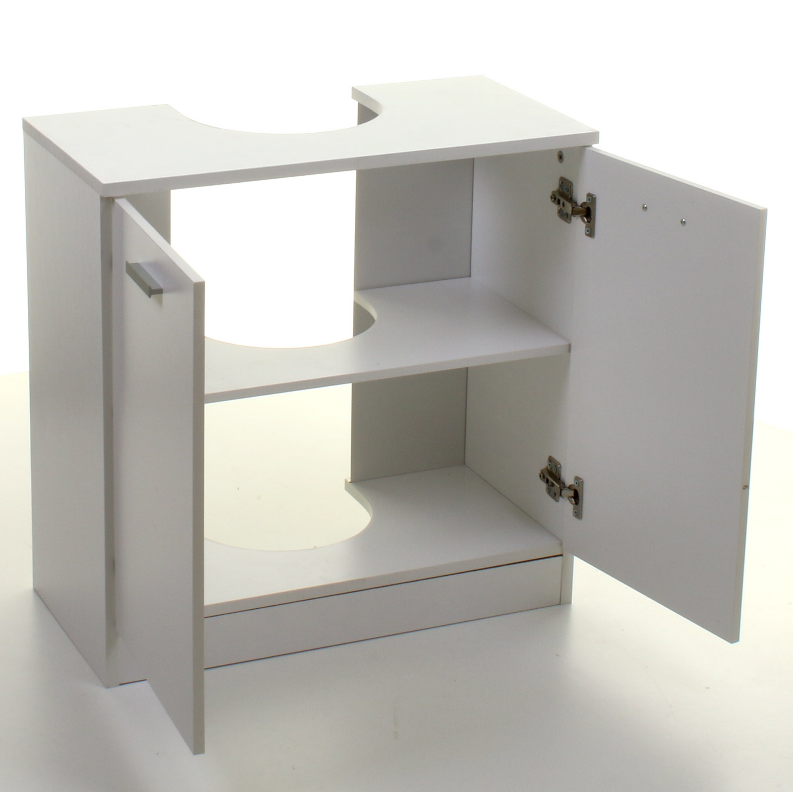 white under sink cabinet basin cupboard storage double