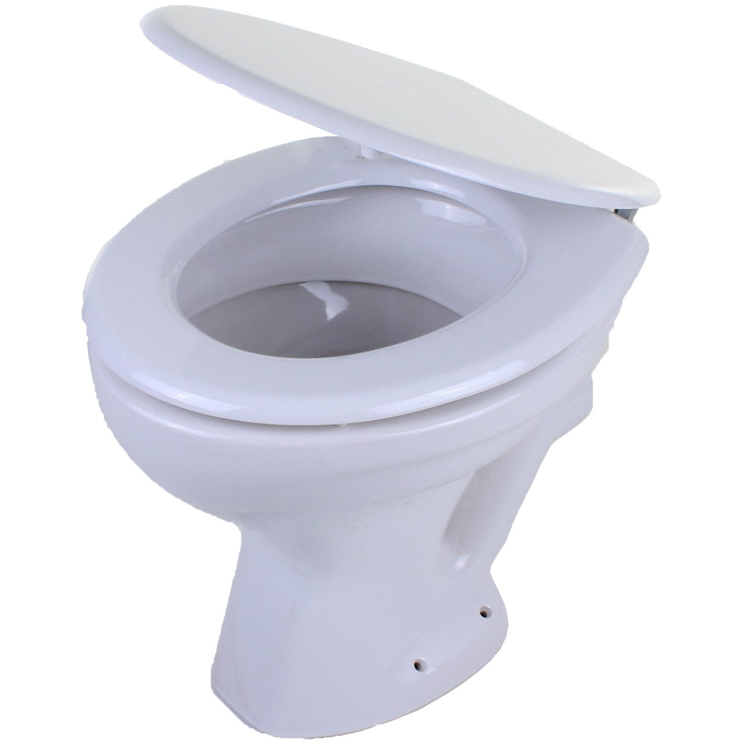 18 Universal Toilet Seat Bathroom WC Easy Fit Including Fittings Wooden