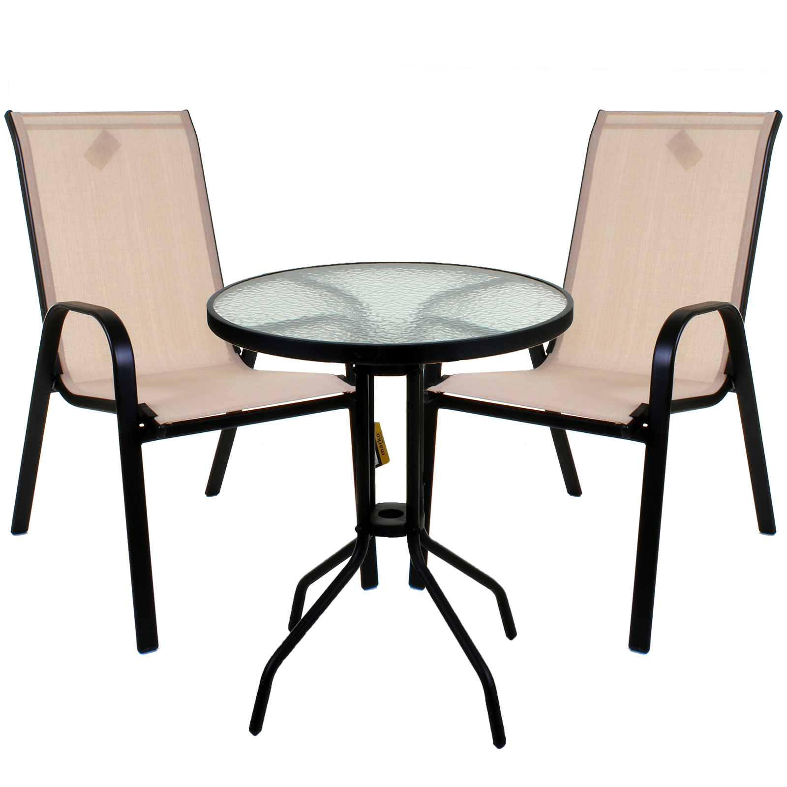 garden furniture set outdoor patio round rectangular bistro table chairs seating. Black Bedroom Furniture Sets. Home Design Ideas