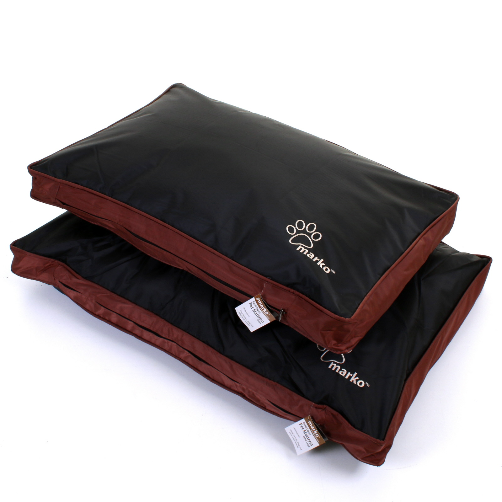 large dog pet cat bed mattress waterproof cushion washable removable cover puppy. Black Bedroom Furniture Sets. Home Design Ideas