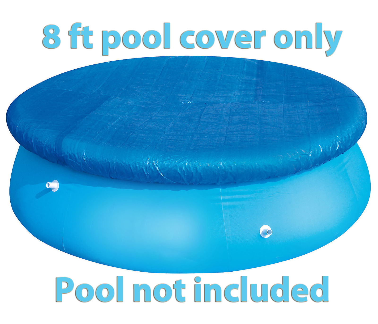 8ft 10ft fast set swimming pool covers debris protection covering fast set new ebay for 10ft swimming pool with pump and cover