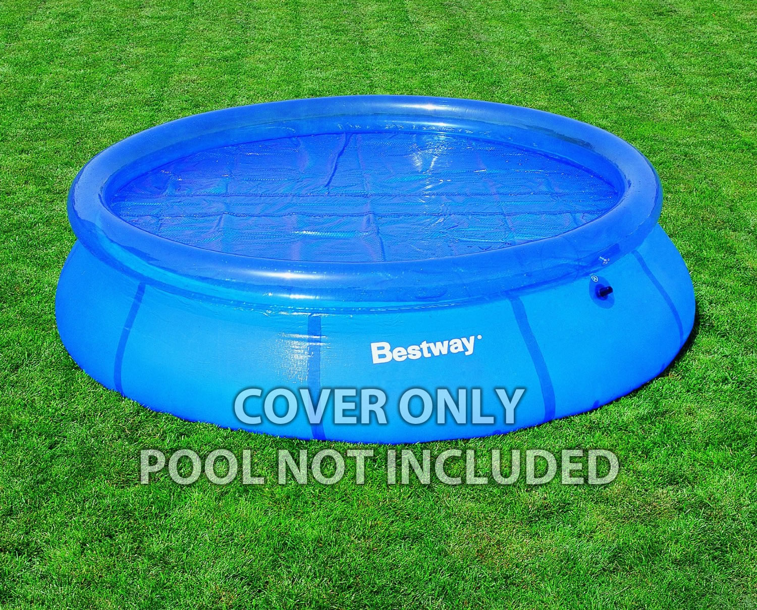10ft Bestway Solar Swimming Pool Thick Cover Paddling Pools Insulating 250cm 98 Ebay